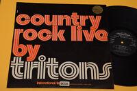 TRITONS LP 1°ST ORIG ITALY PROG 1973 TOP EX !