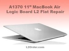 """APPLE A1370 MACBOOK AIR 11"""" 1.60GHz LOGIC BOARD REPAIR"""