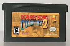 Nintendo Gameboy Advance GBA Donkey Kong Country 2 Rare Works Cartridge Only