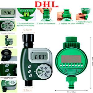 Bewässerungsuhr ausgänge gardena zeitschaltuhr auslässe automatische timer