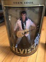 """1993 Hasbro 12"""" Elvis Presley """"Teen Idol"""" Doll - Special Collector's Edition NIB"""
