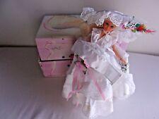 poupée haute couture robe de mariée avec sa boite d'origine Barbie