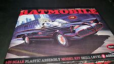 Batmobile 1/25 scale Polar Lights model kit