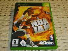 NBA JAM per Xbox * OVP *