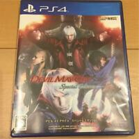 Devil May Cry 4 Special Edition PlayStation 4 Video Game From Japan