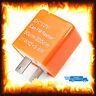2 Pin Adjustable Speed LED Motorcycle Indicator Flasher Relay Resistor Fix Flash