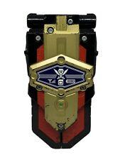 Bandai Power Rangers Super Megaforce Deluxe Legendary Morpher Key Toy Flip Phone