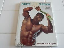 "PHOTO FLEXION ""A HISTORY OF BODYBUILDING PHOTOGRAPHY"" H/C RARE!!!"