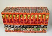 Dragon Ball Z Season's DVD Set Digitally Remastered Dropdown Selection Cardboard