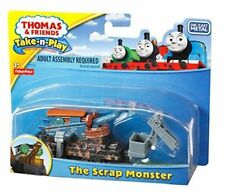 Thomas & Friends Take n Play The Scrap Monster Diecast Engine BCW96 Ages 3+ New
