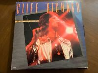CLIFF RICHARD WE DON'T TALK ANYMORE VINYL LP EMI AMERICA