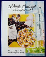 Chicago Junior League Recipes Cookbook Community Regional Midwest HC Illinois IL
