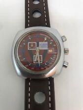 Rare Mechanical Beautiful, Retro Sorna Chronograph, Swiss Made, 1960/70s