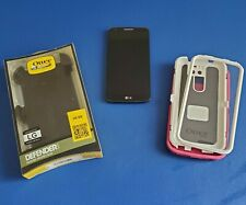 Lg G2 Sprint Phone With Pink Otterbox Defender