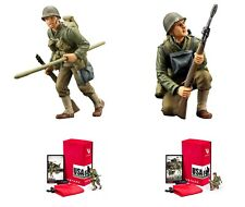 VSTank Military US Infantry Soldiers 1/24 Metal LTD Edition Collectible Figures