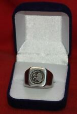 COLT FIREARMS Rampant Colt Stainless Steel Ring Size 12