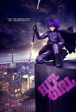 KICK-ASS Movie POSTER 27x40 H Nicolas Cage Aaron Johnson Chloe Moretz