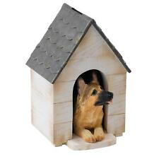 Border Fine Arts Studio - Dogs - German Shepherd Kennel Money Bank A21737