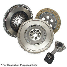 Luk Dual Mass Flywheel + 3PC Clutch Kit W Bearing Fits Citroen RELAY 2.2 HDI 120