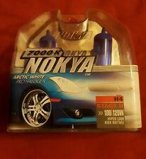 New Nokya 7000k headlight bulbs