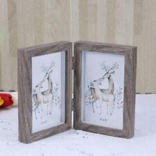 Portafotos y marcos decorativos doble imagen para el hogar