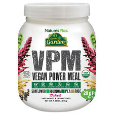 Nature's Plus Source of Life Garden VPM Naked Protein 1.42 lbs