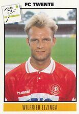 067 WILFRIED ELZINGA # NETHERLANDS FC.TWENTE STICKER VOETBAL 1993-1994 PANINI