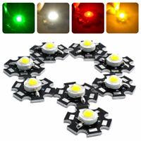 KQ_ Cy_ EB_ ALS_ 1Pcs 3W High Power 270LM LED Chip Light Beads Emitter Bulb Lamp