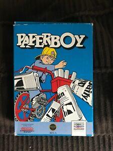 Paperboy NES CIB