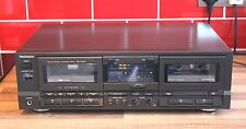 Technics RS-TR165 Stereo Double Cassette Deck