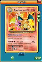 Charizard [11/108] DIGITAL CARD, Holo Rare, XY Evolutions, Pokemon TCG Online
