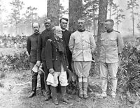 1898 Photo-Lieutenant-Colonel Theodore Roosevelt-Gen. Joseph Wheeler