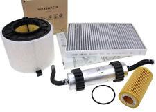SCT Filtre Paquet MANNOL climat Nettoyant audi q5 8r 2.0 TFSI hybrid quattro a5 8t3