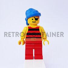 LEGO Minifigures - 1x pi030 - Pirate - Pirati Pirata Omino Minifig Set 6289 6290