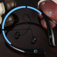 New For Samsung iPhone LG Wireless Bluetooth Stereo Headset Headphone Earphone