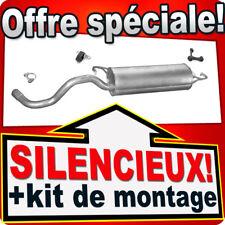 Silencieux Arriere SEAT LEON VW BEETLE GOLF IV 1.4 16V 1997-2010 échappement MNC