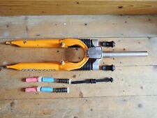 "Retro/vintage 1997 Manitou Spyder MTB forks - 1-1/8"" - for spares/repair"