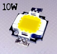 10W High Power warm _ weiss LED-Licht Lampe SMD Chip 900-1000LM