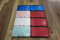 Nintendo 3DS LL XL Lot of 8Console Japan ver for parts Junk m820