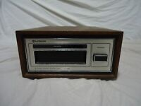 Vintage HITACHI D-128 8 TRACK STEREO PLAYER, UNTESTED, STRICTLY for Parts/Repair