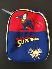 Hanna Andersson Superman Insulated Lunch Bag NWT