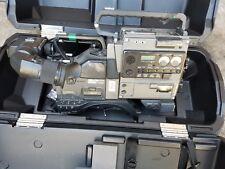 Sony DXC-537 HyperHad Professional Video Camera with VCR Recorder BetaCam BVV-5