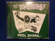 THE. TOASTERS.      cd     pool shark
