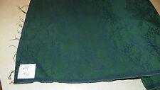 Green Blue Print Nylon Upholstery Fabric  1 Yard  R19
