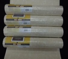 Raised Beige Texture Wallpaper #99412B (Lot of 4 Double Rolls)