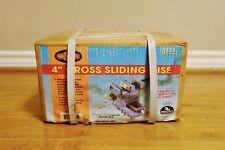 Woodstock Shop Fox 4 Inch Cross Sliding Vise Part #D2731 NEW