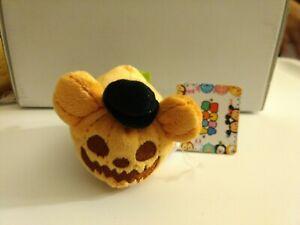 Disney Store Japan Tsum Tsum 3.5 in Halloween Reversible Mickey Mouse Plush 2017