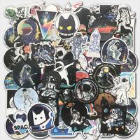 100Pcs Vinyl Skateboard Sticker bomb Laptop Luggage Graffiti Decal Dope Lot Cool