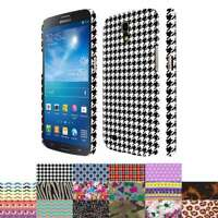 For Samsung Galaxy Mega 6.3 Design Patterns Ultra Thin Hard Case Cover Protector