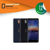 "Nokia 3.1 16GB 32GB Unlocked 4G 5.2"" Android Smartphone Brand New In Box"